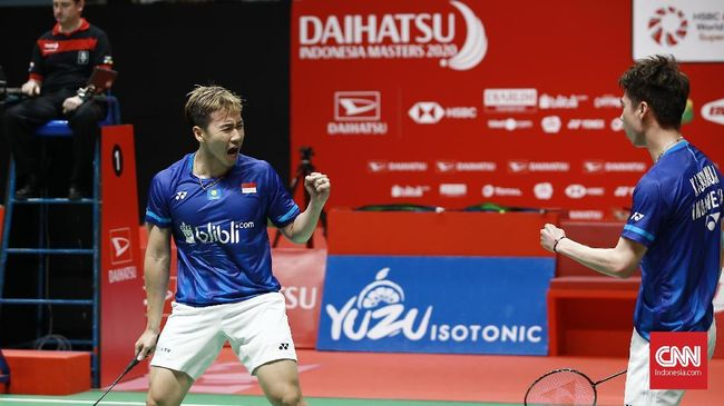 Hasil Undian Kejuaraan Badminton Beregu Asia