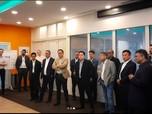 Bawa Bos Pertamina-BRI, Erick Kunjungi DCC McKinsey Singapura