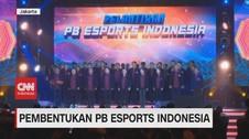VIDEO: Indonesia Resmi Miliki PB Esports