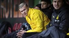 5 Rekor Luar Biasa Erling Haaland Usai Dortmund Menang