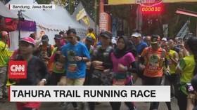 VIDEO: Tahura Trail Running Race Kembali Digelar di Bandung