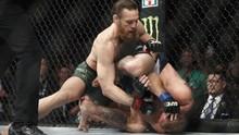 6 Fakta Menarik Usai McGregor Menang TKO Atas Cowboy