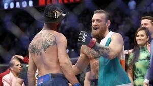 McGregor Dapat Rp26,5 Miliar per Detik Lawan Cowboy