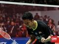 Juara Indonesia Masters 2020, Ginting Sudahi Apes di Final