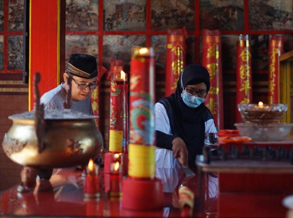 Adem Bener, Indahnya Kebersamaan Sambut Imlek di Yogyakarta