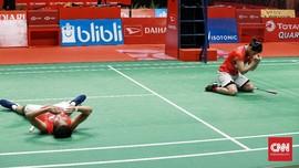 FOTO: Tuan Rumah Berkuasa di Indonesia Masters