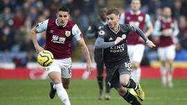 Leicester Gagal Pangkas Jarak dengan Liverpool dan Man City