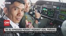 VIDEO: TNI AU Undang Montir Perakit Pesawat Asal Pinrang