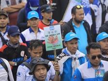 Buruh Mengadu Tolak RUU Omnibus Law, Ini Janji DPR