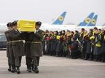 Haru, Ini Sedihnya Ukraina Sambut Jenazah Korban Rudal Iran