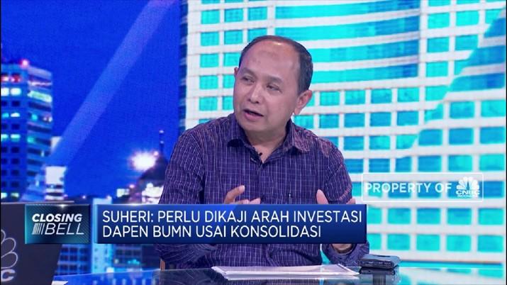 ADPI: Tujuan Konsolidasi Jadi Faktor Penting Penggabungan Dapen BUMN  (CNBC Indonesia TV)