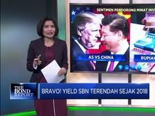 Bravo! Yield SBN Terendah Sejak 2018
