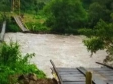 9 Tewas, Ini Penyebab Putusnya Jembatan Gantung di Bengkulu