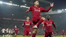 Meme Lucu Liverpool Bungkam MU di Anfield
