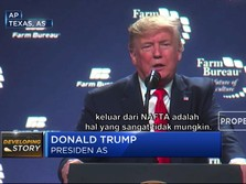 Trump Galang Dukungan Petani Lawan Pemakzulan