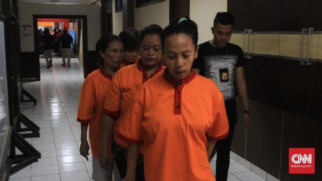 Polisi Tangkap Sindikat Perdagangan Bayi di Palembang