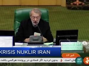 Ngambek Sama Eropa Dan AS, Iran Lanjut Ancam PBB