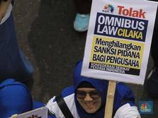 Sah! Omnibus Law 'Cilaka' Masuk Prolegnas 2020