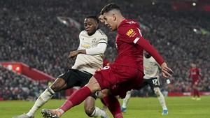 Liverpool vs MU Masuk Rekor Penonton Liga Inggris