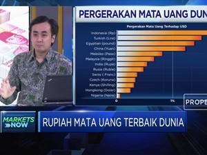 Analisis Faktor Pendorong Rupiah Jadi Mata Uang Terbaik