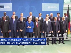 Masih Kesal, Ini Ancaman PM Inggris ke Putin