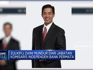 Zulkifli Zaini Mundur Dari Jabatan Komisaris Independen Bank