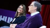 Cerai dengan Bill Gates, Melinda Bisa Jadi Wanita Terkaya Kedua di Dunia