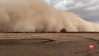 VIDEO: Badai Debu Selimuti New South Wales