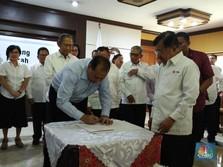 JK Lantik Chairul Tanjung Jadi Dewan Kehormatan PMI 2019-2024