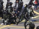 Demo Hong Kong Panas Lagi, 200 Orang Ditangkap