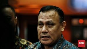 Jaksa Usut Pelanggaran Etik Ketua KPK Dipulangkan ke Kejagung