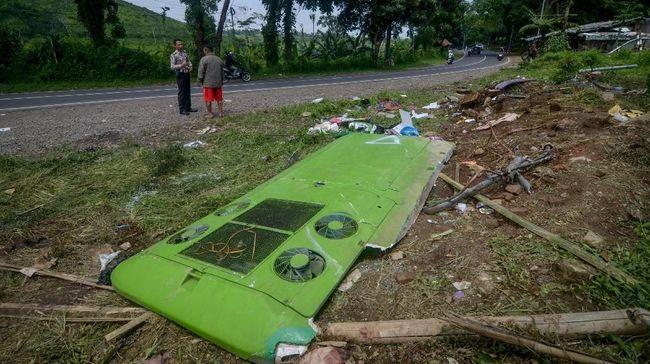 Kemenhub Sebut Bus yang Kecelakaan di Subang Dimodifikasi