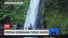 VIDEO: Pesona Keindahan Curug Sawer