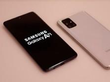 Intip Spesifikasi & Harga Samsung Galaxy A71