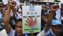Penolak Omnibus Law Ciptaker Dapat Teror dan Intimidasi