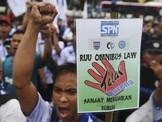 Omnibus Law Dinilai Kapitalistik dan Matikan Demokrasi