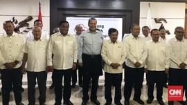 Jusuf Kalla Lantik Chairul Tanjung jadi Dewan Kehormatan PMI