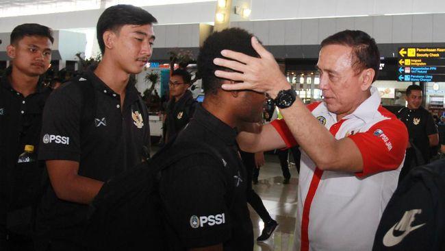Tae Yong Cari Kerangka Timnas Indonesia U-19 di Thailand