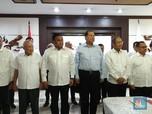 Momen JK Lantik CT Jadi Ketua Dewan Kehormatan PMI 2019-2024