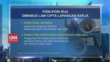 VIDEO: Poin-poin RUU Omnibus Law Cipta Lapangan Kerja