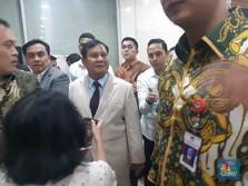 Kasus Asabri, Prabowo: Sudah Bentuk Tim Investigasi