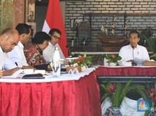 Jokowi Dikeluhkan Wisatawan Soal Kebersihan di Labuan Bajo