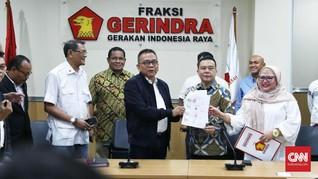 Gerindra Klaim Koordinasi dengan DPP PKS Soal Cawagub DKI