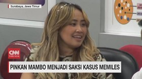 VIDEO: Pinkan Mambo Jadi Saksi Kasus Memiles