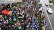 Buruh Menolak, Pengusaha Pede Omnibus Law Solusi Cespleng