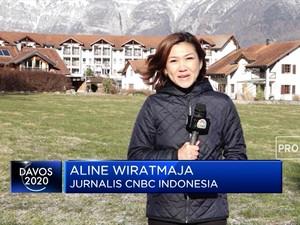 Wah, Ratusan Crazy Rich dan Orang Penting Berkumpul di Davos