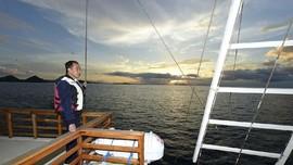 Jokowi Incar 'Orang Kaya' Jadi Turis di Labuan Bajo Tahun Ini