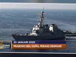 Prabowo Beli Kapal Perang hingga TVRI tertutup Kain Hitam