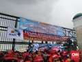 Demo Buruh Tolak Omnibus Law 'Cilaka' Soroti Enam Isu