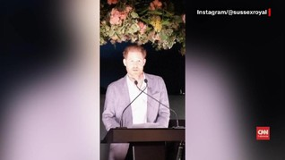 VIDEO: Pangeran Harry Buka Suara Soal Pengunduran Diri